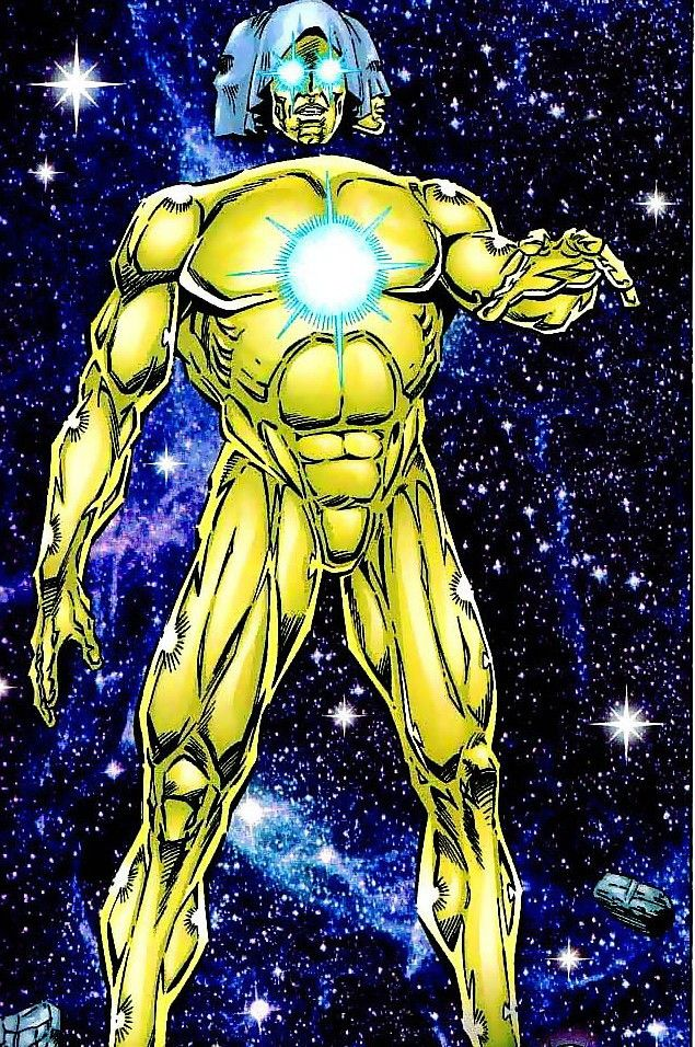 Living Tribunal: As with Eternity and the Phoenix Force before, we now get into beings so powerful that they exist out of and beyond our own plane. A conceptual being that has existed since the birth of the multiverse. Omnipotent and Omniscient, Living Tribunal has limitless power and can survey the entire multiverse and cross dimensions at will. With only two beings considered more powerful than Living Tribunal, no one dares engage him in battle. Even Thanos, armed with the Infinity…