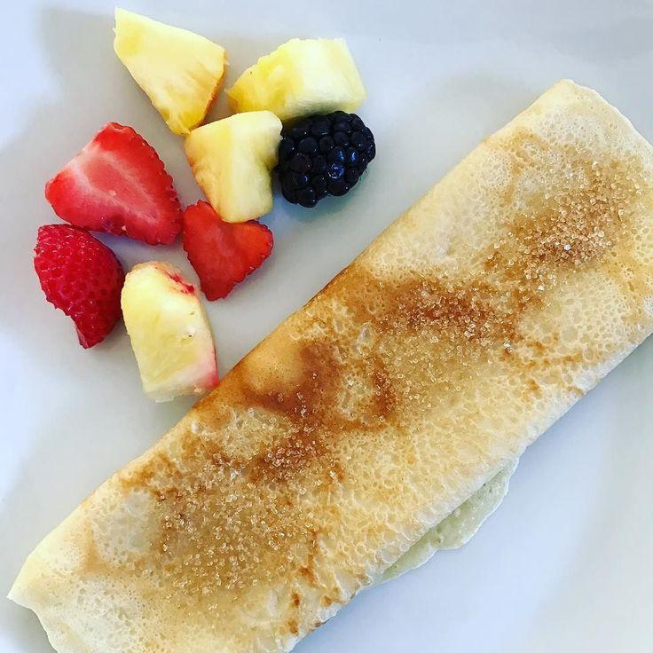 Silvestrovská snídaně #breakfast #nakokosovemoleji