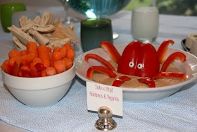 Octo-hummus! By Guess & By Gosh: Under the Sea Birthday Party!