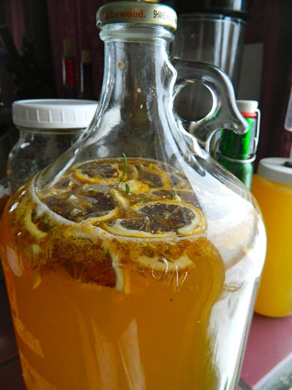 how to make your mead clear
