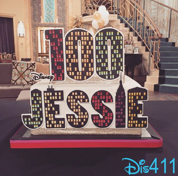"""Video: The Cast Of """"Jessie"""" Talked About Their 100th Episode Milestone - Dis411"""
