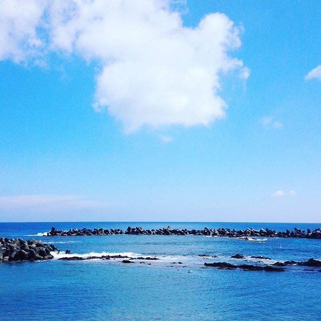 八丈島に行ったら欠かせない海水浴!八丈島の見所!