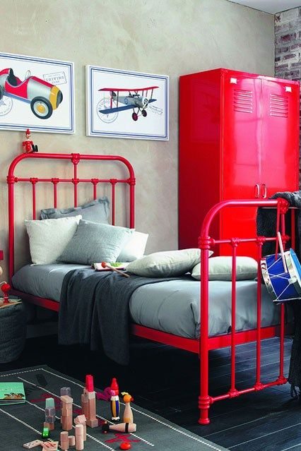Baby Bedroom Furniture Uk: Top 25 Ideas About Industrial Boys Rooms On Pinterest