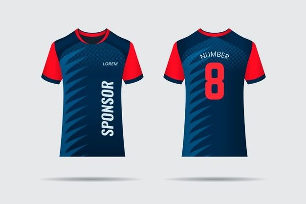 Download Sports Jersey Jersey Design Vectors Photos And Psd Files Free Download Soccer Jersey Jersey Design Soccer Uniforms