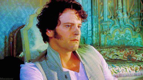Pride and Prejudice. Colin Firth.