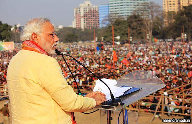 Oposición arrasa en elecciones de la India