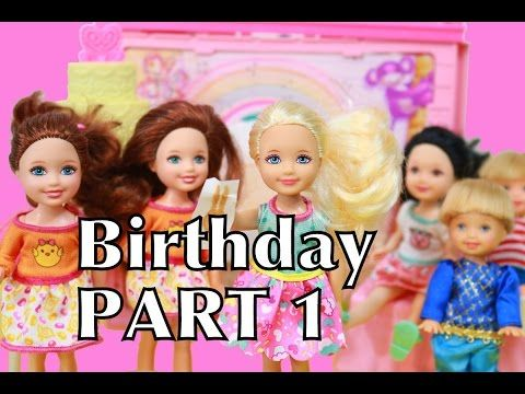 Frozen Barbie Chelsea BIRTHDAY PARTY Barbie Clubhouse Part 1 Toby Peppa Pig Shopkins AllToyCollector  AllToyCollector Disney Frozen Barbie Parody CHELSEA'S BIRTHDAY PARTY Part 1. Chelsea invites her friends over for her birthday at her Chelsea's Clubhouse. Chelsea, Toby, Annabell, & Amber play…   http://girlbarbie.com/frozen-barbie-chelsea-birthday-party-barbie-clubhouse-part-1-toby-peppa-pig-shopkins-alltoycollector-3/