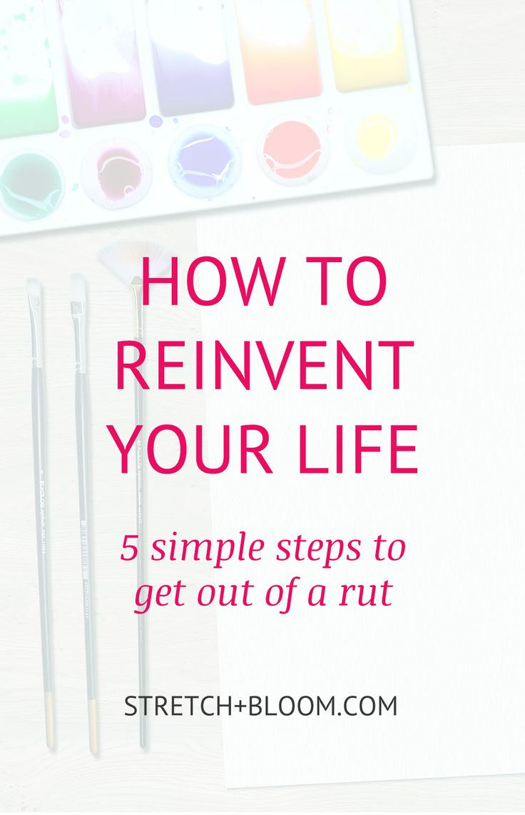 What do you do when wake up one day to realize that your life just doesn't excite you anymore?  You get put on your girls panties and you go out to reinvent your life! Click the pin to learn how to get started and reinvent a life that actually fires your soul.