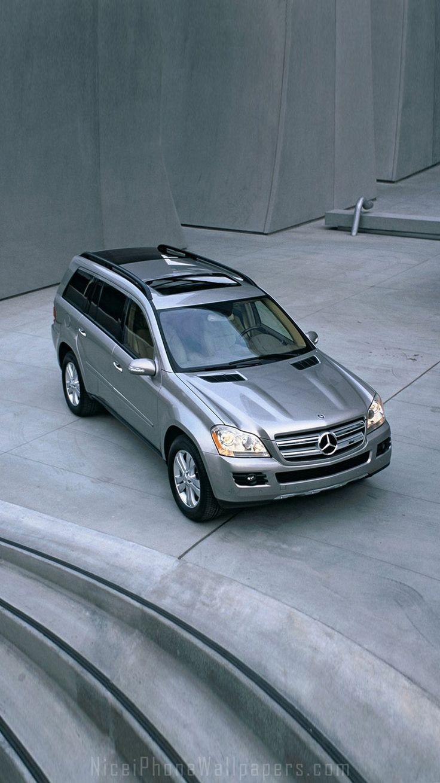 Mercedes benz gl class 2007 iphone 6 6 plus wallpaper
