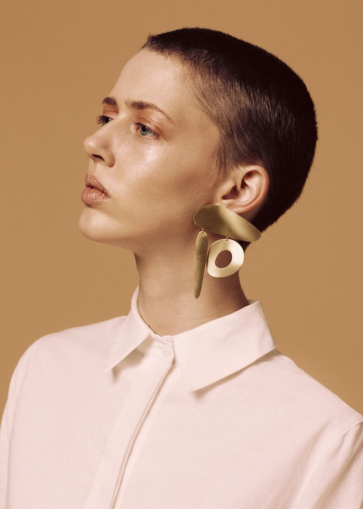 Beautiful earrings by Waif