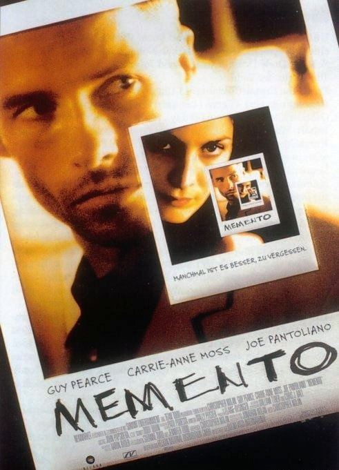 Recommendation of the Day: Memento