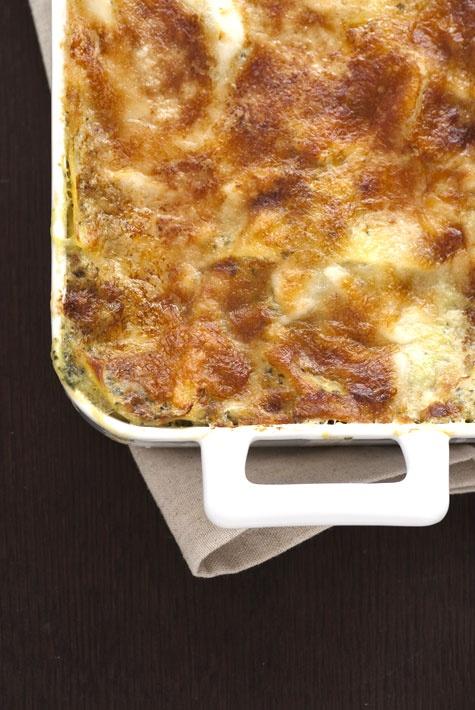 in the kitchen with: brian malarkey's lasagna | Design*Sponge