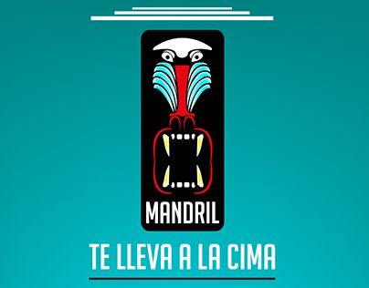 "Check out new work on my @Behance portfolio: ""Imagotipo para Mandril"" http://be.net/gallery/32594503/Imagotipo-para-Mandril"