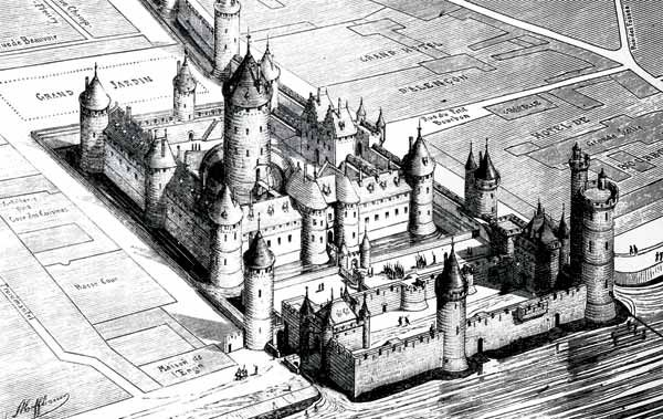 Тампль, построенный в Париже в 1240 году, был разрушен в XIX веке. Сейчас на месте крепости расположена одноименная станция метро, а от замка остались только тяжелые двери, хранящиеся в Венсене. Тайна казны тамплиеров | Публикации | Вокруг Света
