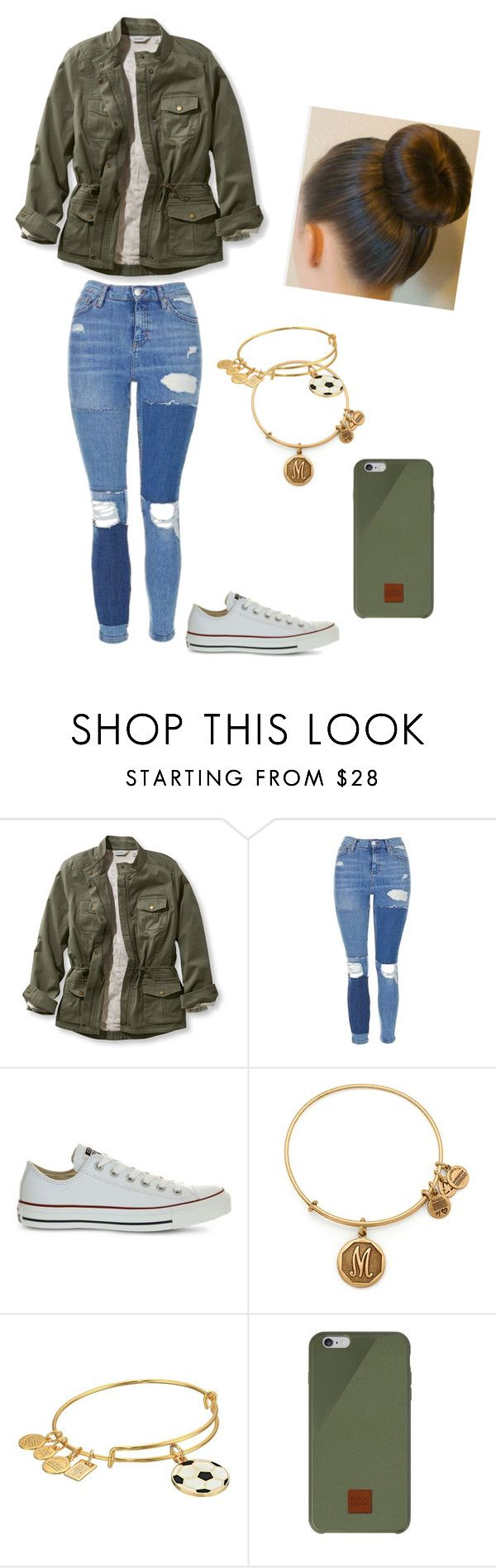 """""""should u make more teen themes or adult"""" by maliyah-waldron on Polyvore featuring L.L.Bean, Topshop, Converse, Alex and Ani, Native Union and plus size clothing"""