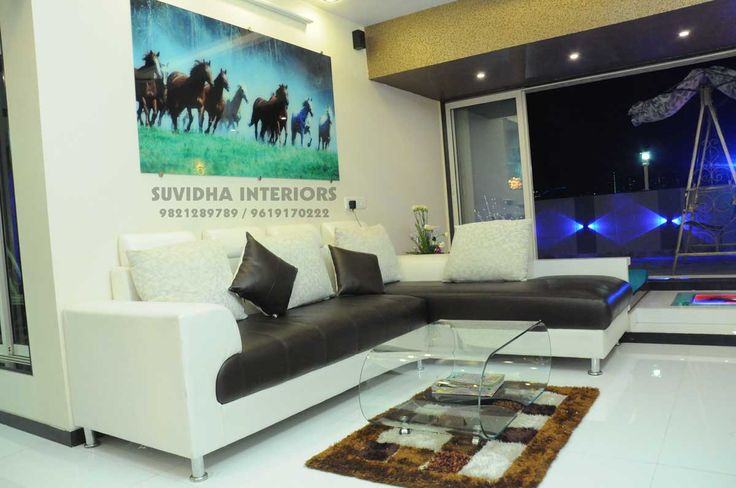 Just watch & feel relax. Extra luxury with extra comfort.  www.suvidhainteriors.com