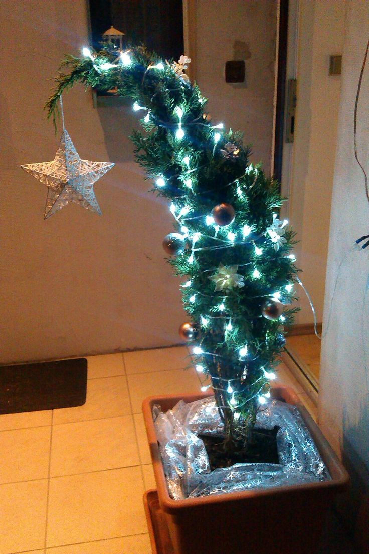 Vánoční dekorace před dům..😊