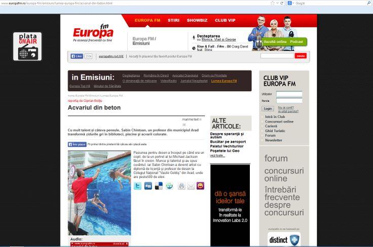 Aparitii in presa Press www.sabindesign.ro