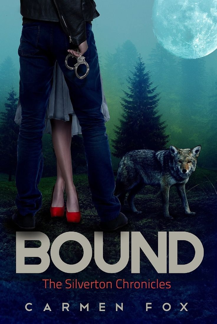 Bound by Carmen Fox. Sexy urban fantasy romance. $2.99…