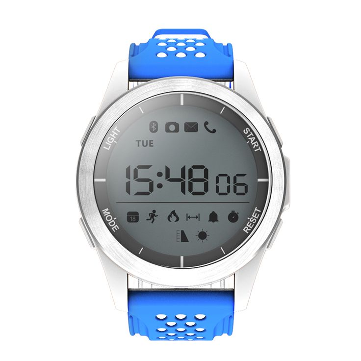 NO.1 F3 Sports Smartwatch Bluetooth 4.0 IP68 Waterproof Remote Camera Outdoor Mode Fitness Tracker Reminder Wearable Devices.NO.1 F3 combines outdoor sport functions and healthy functions together, which can really bring big convenience for you. Sleep monitor can supervise your physical condition in real time., best offer