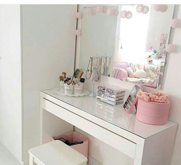 Stave Mirror, Malm Drawers And Malm Dressing Table | Bedroom | Pinterest |  Malm Dressing Table, Malm And Dressing Table