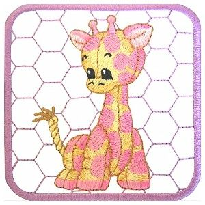 free baby machine embroidery designs