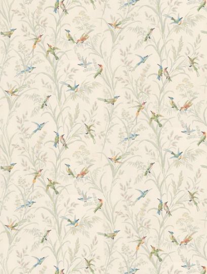 Thibaut's Augustine is taken from the Classic Thibaut wallpaper collection and is in stock and available for purchase.
