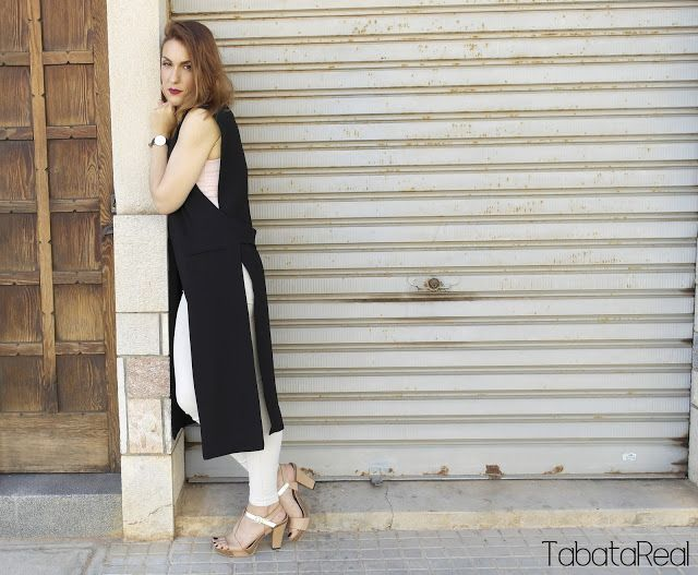 TabataReal: Outfit LONG ALLURING GILET con *Special Guest* DW