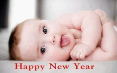 Happy New Year 2018 Quotes :   Image   Description  Cute Babies Happy new year 2017 hd pictures