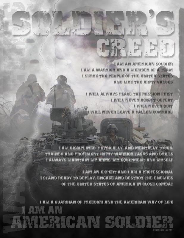 mortarman creed