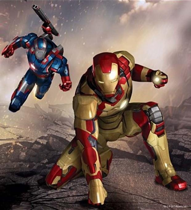nice...: Iron Man 3, Irons, Concept Art, Movie, Ironman3, Patriots, Superhero