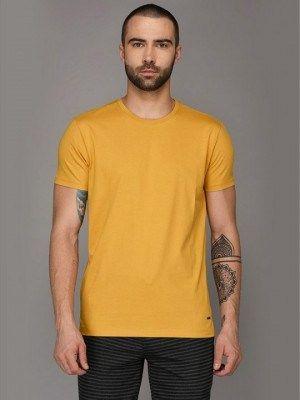 3ce095dc Jadeblue mustard yellow t-shirt #tshirt #tsirt #tee #jadeblue ...
