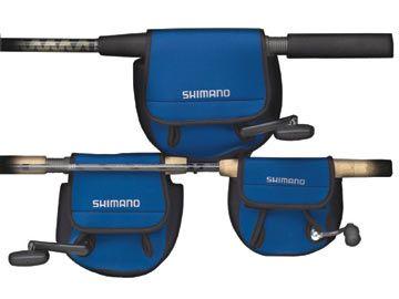 Shimano Rod & Reel Storagespinning Reel Covers - The Tackle Depot Malvern PA 484-318-8710 Saltwater & freshwater fishing