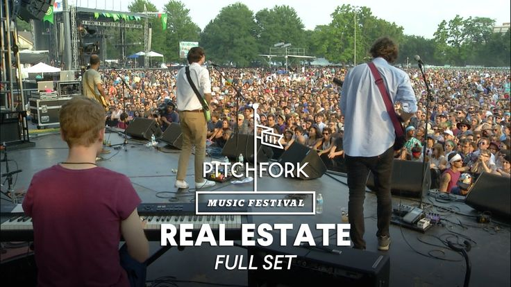 Real Estate Live at Pitchfork Music Festival 2014 (Full Set) #pitchfork #pitchforkmusicfestival #concert