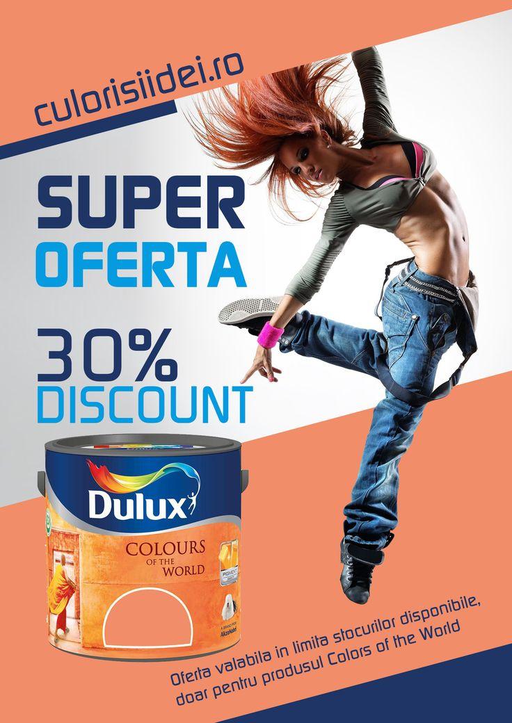 Dulux flyer - culorisiidei.ro