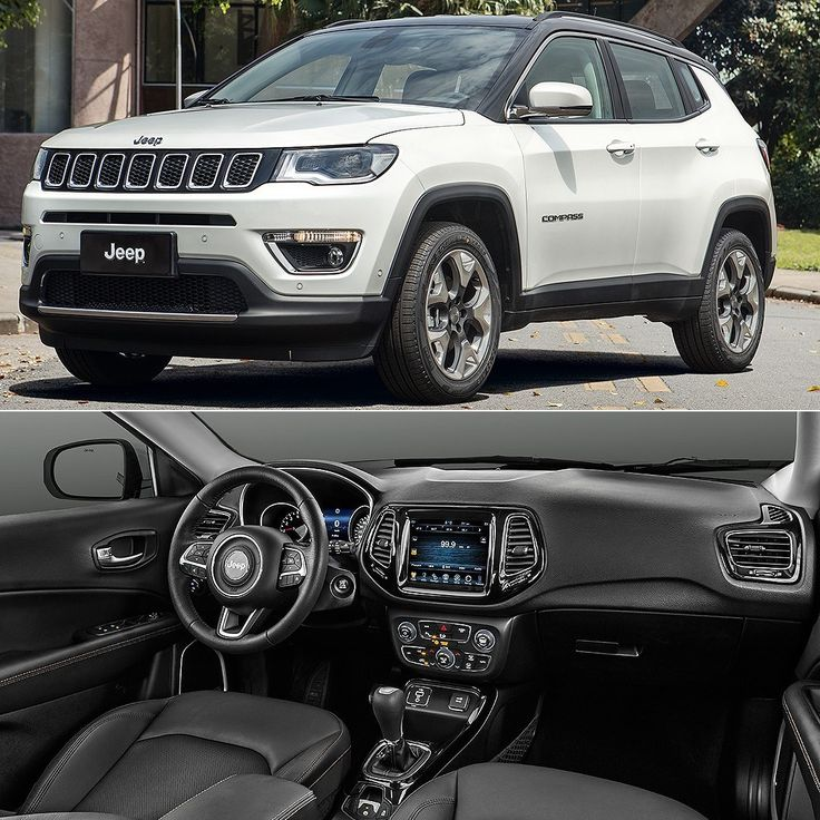 Jeep Compass Limited 2.0 Flex 2017