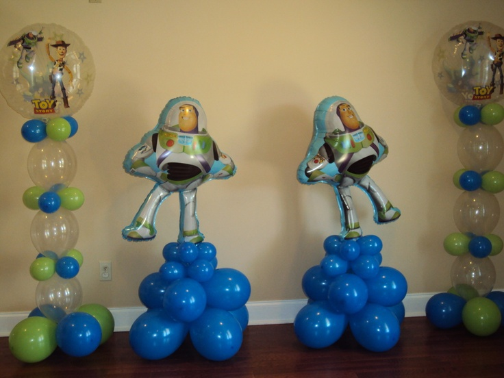 Toy Story Party Decor