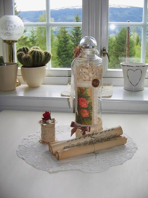"""Vintage Farm Norway: """"NIEUWE EETHOEK"""""""