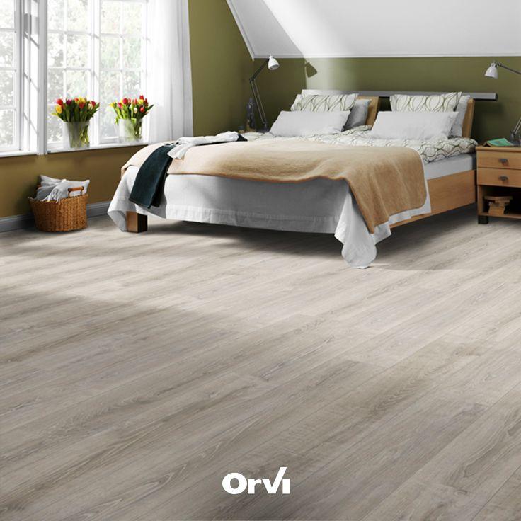 Orvi Living è... pavimento in laminato long board