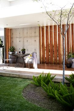 Clovelly - contemporary - Deck - Sydney - Harrison's Landscaping