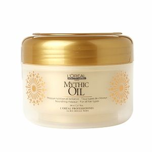From Shop the Video: The Monday Makeover—Singer Kilo Kish   L'Oréal Professionnel Mythic Oil Nourishing Masque, $35