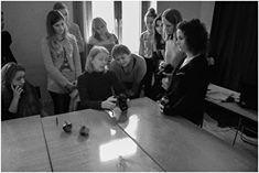 Photography workshops during open day. #Szkołafotografii #Photographyschool