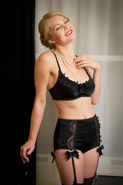 Toad Lillie Ss12 Vintage Inspired Lingerie Collection