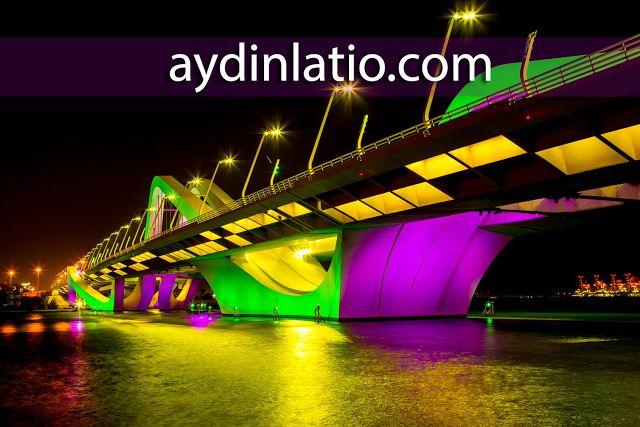 mimari aydınlatma tasarımı