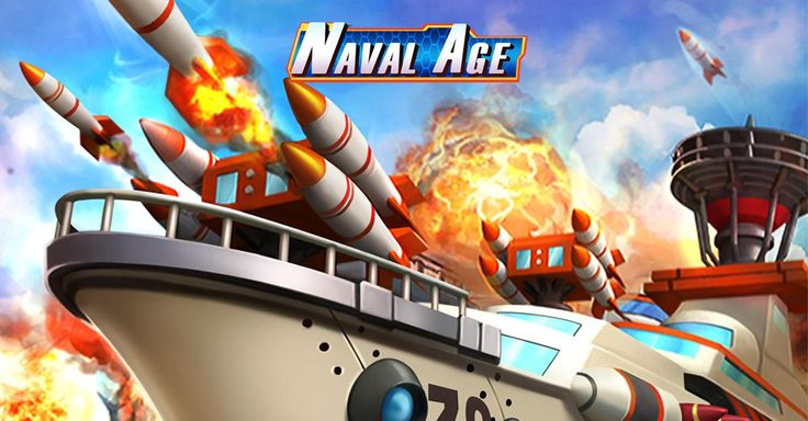 The game naval age is really an intellectual game and strategically very complex. The theme of this game is fighting with pirates in the Pacific Ocean, when your war commander is running the ship and a sudden attack occur and start demolishing fight. Then, knowing the defeat of their own commanded to go on an island.