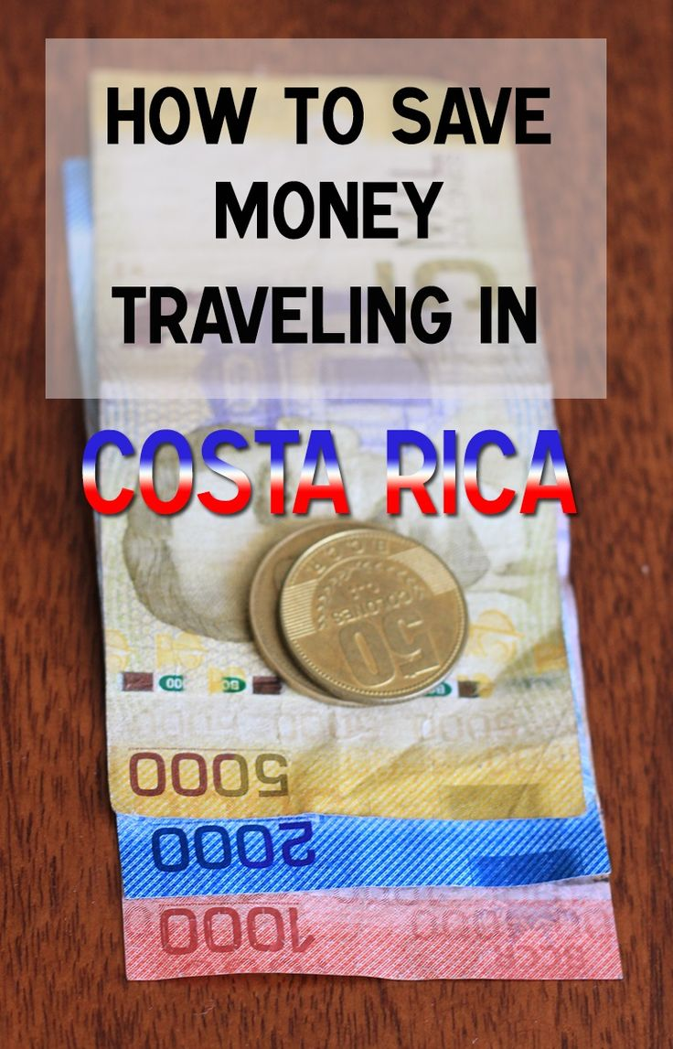 Insider tips for saving money when traveling in Costa Rica. Costa Rica is an expensive country to travel in but follow our tips from a local to help you save more $$ so you can do more