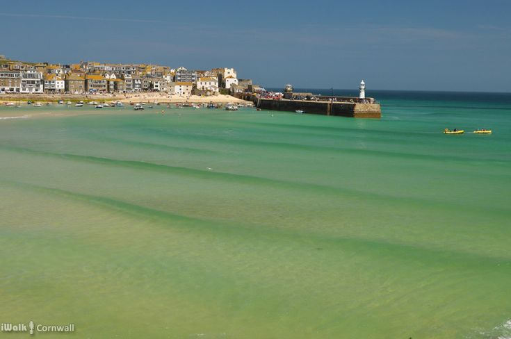 Harbour at St Ives, Cornwall