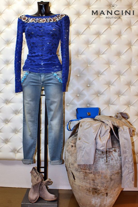 Maglia Met, Pantaloni e stivaletti Twin Set, Borsa Marc by Marc Jacobs!