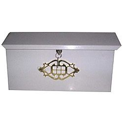 Wall-mount Lockable Mailbox | Overstock.com Shopping - Big Discounts on Mailboxes