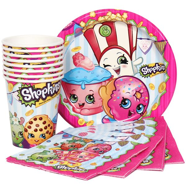 Shopkins Munch Pack for 8 $4.74